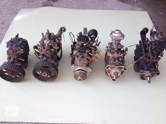 купить бу Б/у топливный насос высокого давления/трубки/шест для легкового авто Fiat Tipo 1.9 TD в Луцке