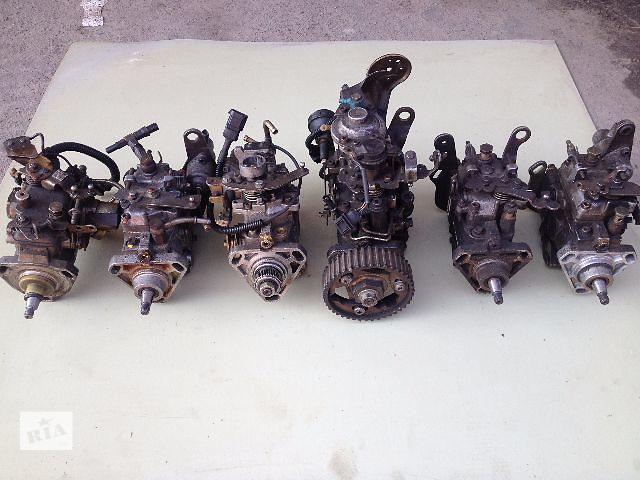 бу Б/у топливный насос высокого давления/трубки/шест для легкового авто Renault 19 1.9D (r8443b721b) в Луцке