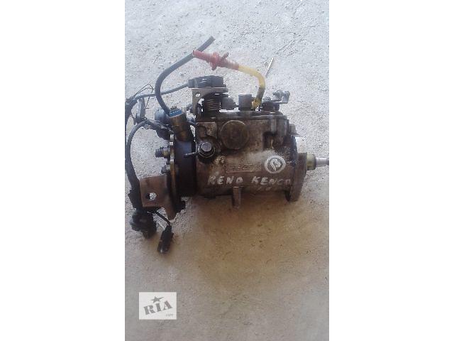 купить бу Б/у топливный насос высокого давления/трубки/шест для минивена Renault Kangoo в Бучаче