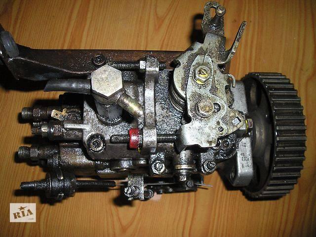 б/у Топливный насос высокого давления Volkswagen Jetta ( 1,6 TD ) Bosch , Made in Germani ,кат № 0460484027 , гарантия .- объявление о продаже  в Тернополе