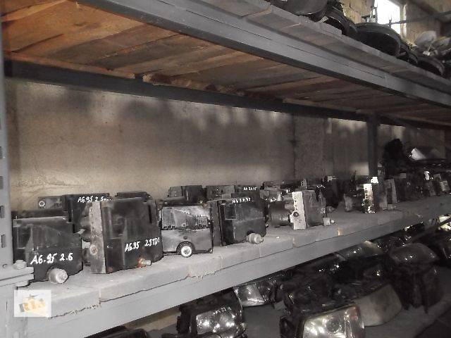 бу Б/у Тормозная система АБС и датчики Легковой Audi в Львове