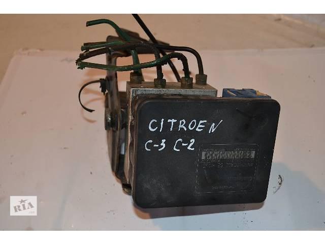 б/у Тормозная система АБС и датчики Легковой Citroen C2-C3- объявление о продаже  в Ковеле