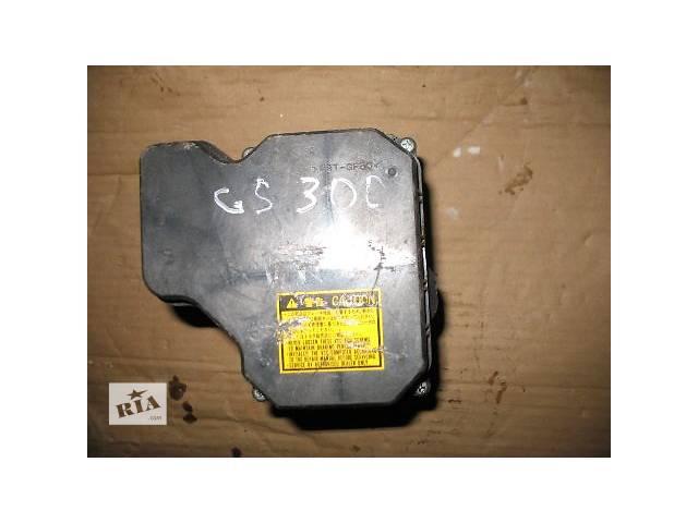 купить бу б/у Тормозная система АБС и датчики Легковой Lexus GS 2006 в Луцке
