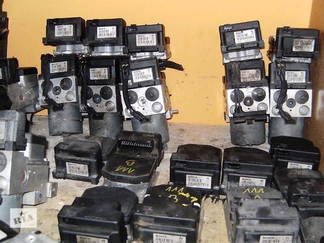 купить бу б/у Тормозная система АБС и датчики Легковой Skoda SuperB в Львове