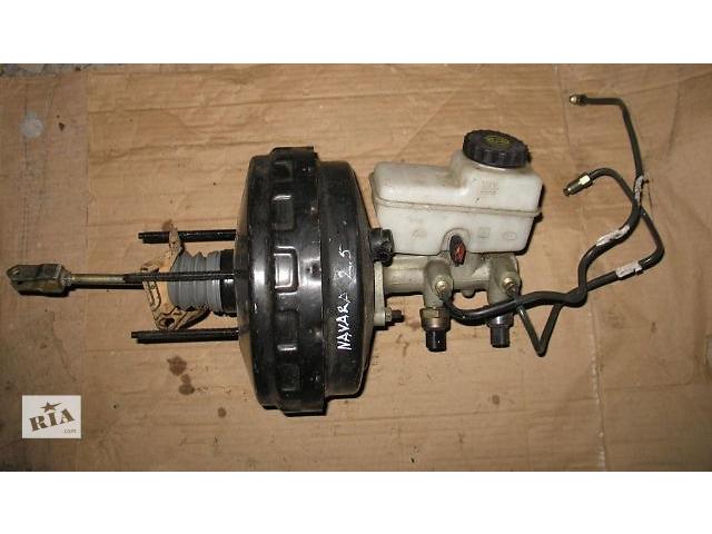 бу б/у Тормозная система Главный тормозной цилиндр Легковое авто Nissan Navara 2007 в Луцке