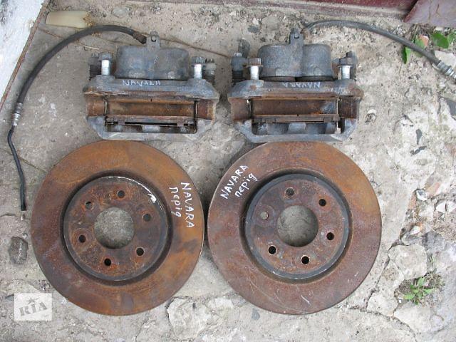 бу б/у Тормозная система Тормозной диск Легковое авто Nissan Navara 2007 в Луцке