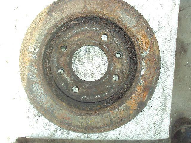 купить бу б/у Тормозная система Тормозной диск Легковой Citroen Berlingo Пассажирский Минивен 2001 в Львове