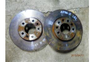 б/у Тормозной диск Opel Astra H Hatchback