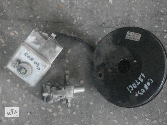 купить бу б/у Тормозная система Усилитель тормозов Легковой Ford Tourneo Connect 2003 в Львове
