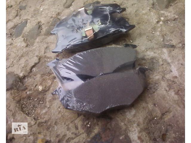 бу Новые тормозные колодки комплект для хэтчбека Skoda Fabia 2006 в Дубно