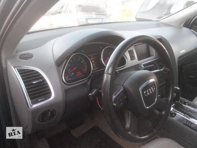 б/у Торпеда панель Легковой Audi Q7 2008- объявление о продаже  в Львове