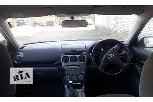 б/у Центральные консоли Mazda 6