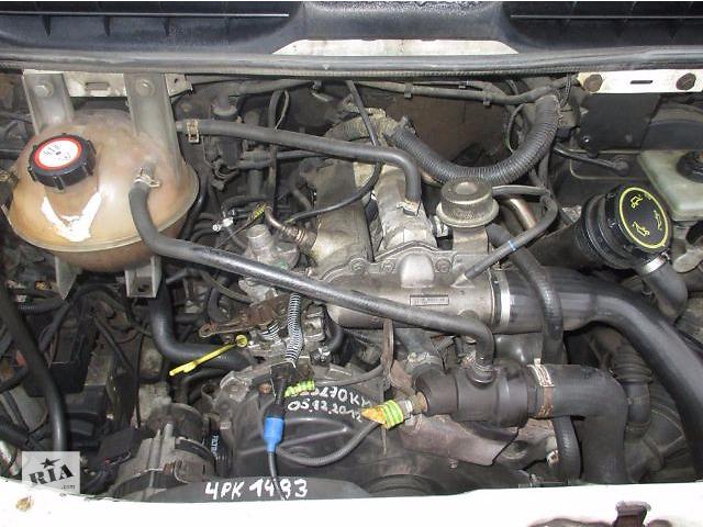Капитальный ремонт дизельного двигателя форд транзит