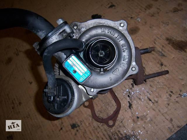 продам Турбина Fiat Doblo (Фиат Добло) 1.3 Multijet бу в Киеве