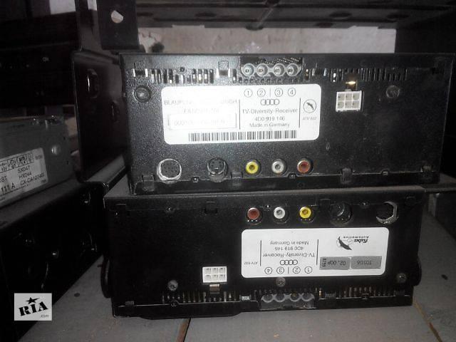 продам б/у TV тюнер 4D0919146 Легковой Audi A8 2000 бу в Львове