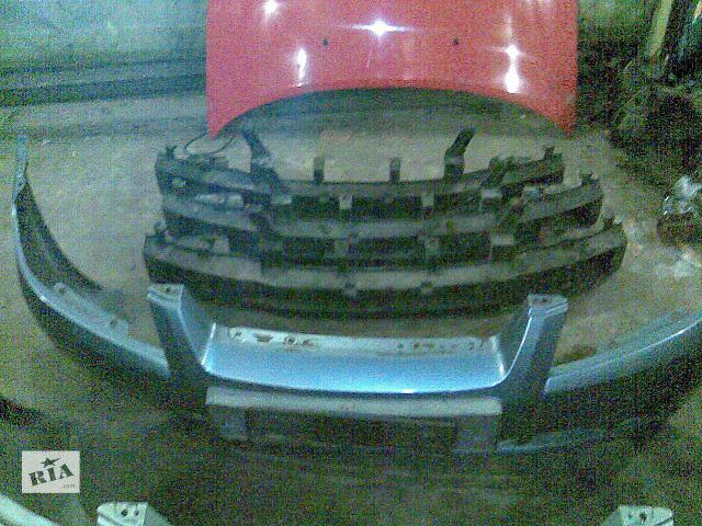 Б/у усилитель переднего бампера для  Chevrolet Aveo T200- объявление о продаже  в Нетешине