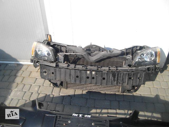 бу Б/у усилитель заднего/переднего бампера для легкового авто Ford Focus 2007 в Львове