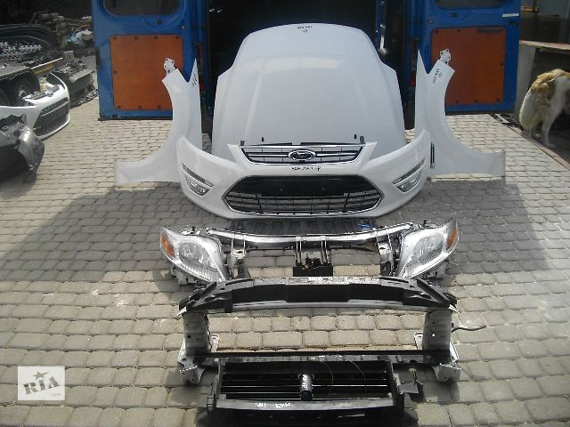 бу Б/у усилитель заднего/переднего бампера для легкового авто Ford Mondeo 2010 в Львове