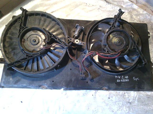продам Б/у вентилятор осн радиатора для автобуса Volkswagen T4 (Transporter) бу в Ковеле