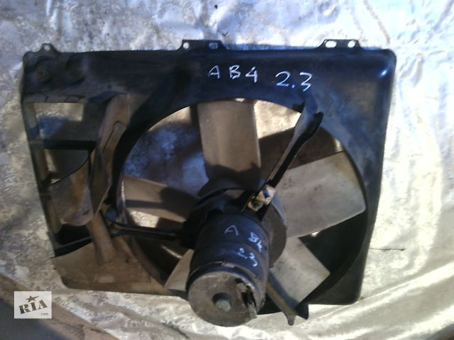 бу Б/у вентилятор осн радиатора для легкового авто Audi 80 в Ковеле