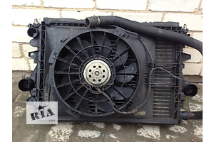 б/у Вентилятор осн радиатора Fiat Scudo