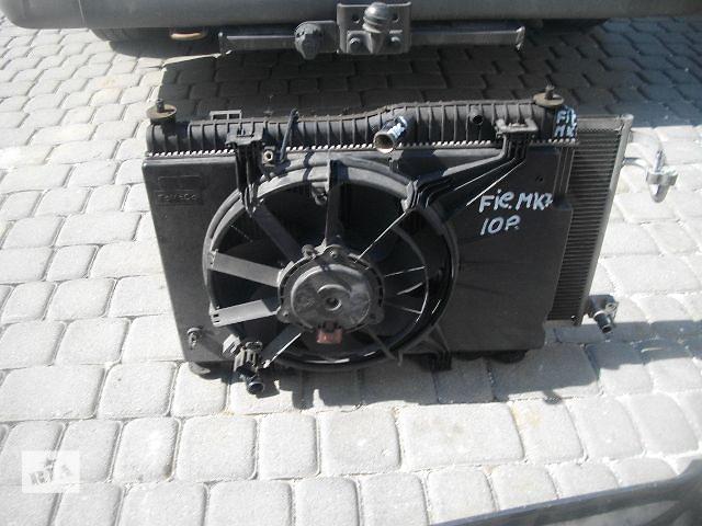 Б/у вентилятор осн радиатора для легкового авто Ford Fiesta 2010- объявление о продаже  в Львове
