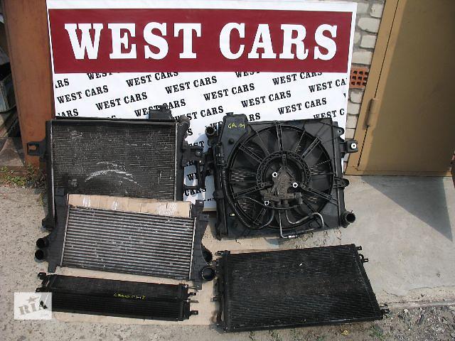 купить бу Б/у вентилятор осн радиатора для легкового авто Jeep Grand Cherokee 2006 в Луцке