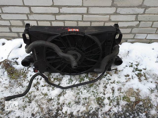 купить бу Б/у вентилятор осн радиатора для легкового авто Mercedes E-Class 2005 в Луцке