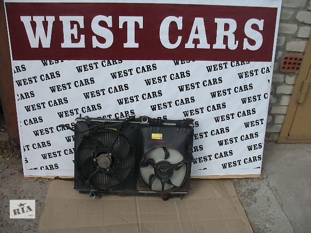 бу Б/у вентилятор осн радиатора для легкового авто Mitsubishi Carisma 2000 в Луцке