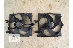 б/у Вентилятор осн радиатора Nissan Primera