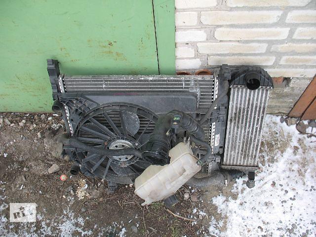 купить бу Б/у вентилятор осн радиатора для легкового авто Renault Kangoo 2010 в Луцке