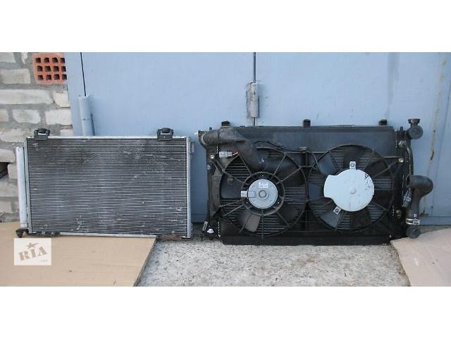 купить бу Б/у вентилятор осн радиатора для легкового авто Toyota Avensis 2006 в Луцке