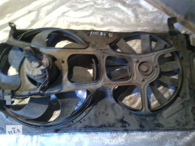 продам Б/у вентилятор осн радиатора для легкового авто Volkswagen B4 бу в Ковеле