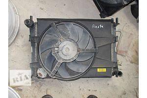 б/у Вентилятор осн радиатора Ford Fiesta