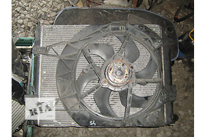 б/у Вентилятор осн радіатора Renault Trafic