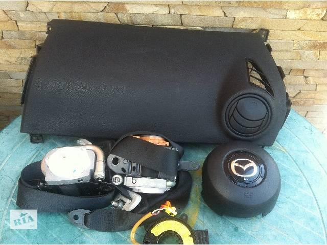 продам Внутрішні компоненти кузова Подушка безпеки Легковий mazda бу в Львове