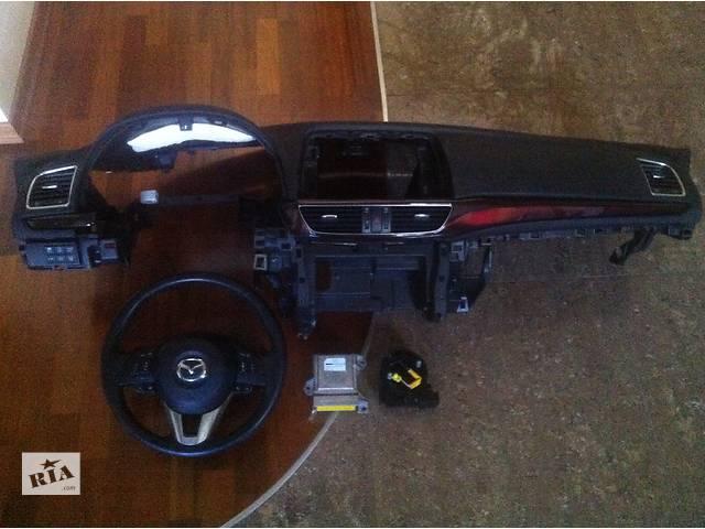 купить бу Б/у Внутренние компоненты кузова Подушка безопасности Легковой Mazda 6 2005 в Львове