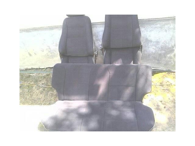 купить бу б/у Внутренние компоненты кузова Сиденье Легковой ВАЗ 21093 1995 в Львове