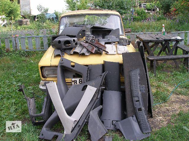 купить бу б/у Внутренние компоненты салона Салон  Легковой Chevrolet Captiva в Днепре (Днепропетровск)