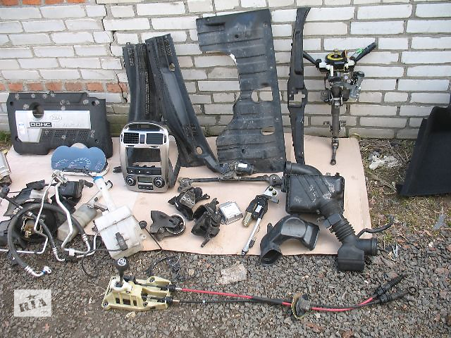 купить бу Б/у воздушный фильтр для легкового авто Kia Cerato 2006 в Луцке