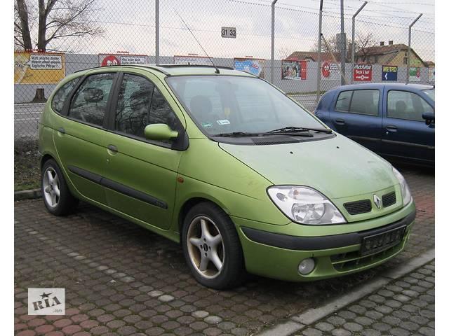 б/у все компоненты Легковой Renault Scenic 2002- объявление о продаже  в Львове