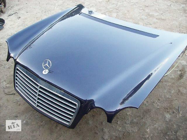 Детали кузова Капот Легковой Mercedes E-Class Седан 1998- объявление о продаже  в Черновцах