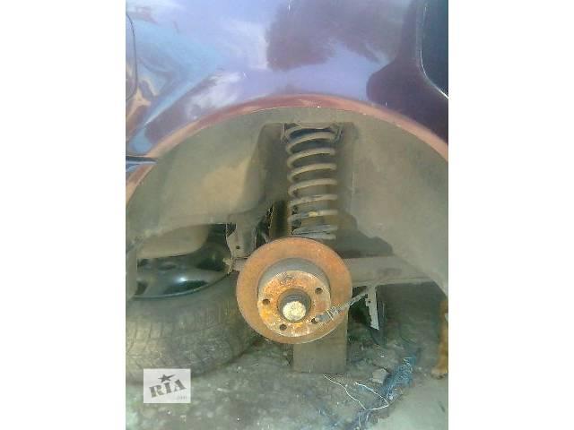 продам б/у Задній/передній міст/балка, підвіска, амортиз Підшипник маточини Легковий Audi A6 Avant бу в Чопе