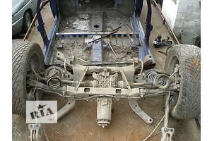 б/у Балки задней подвески Chevrolet Captiva