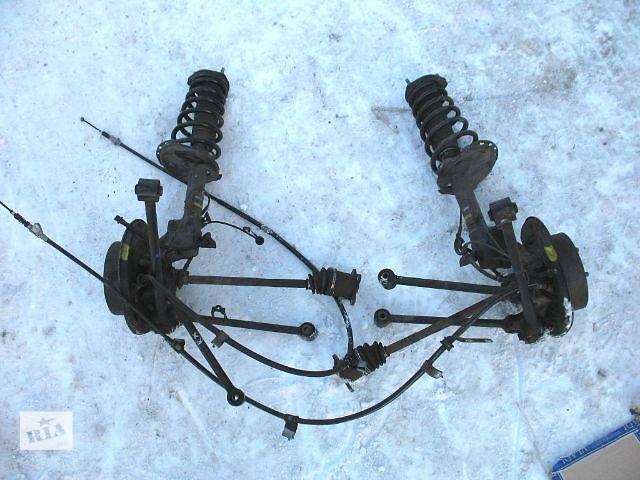 б/у Задний/передний мост/балка, подвеска, амортиз Амортизатор задний/передний Легковой Lexus RX 2006- объявление о продаже  в Луцке