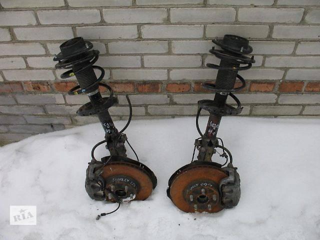 продам б/у Задний/передний мост/балка, подвеска, амортиз Амортизатор задний/передний Легковой Subaru Imprez бу в Луцке