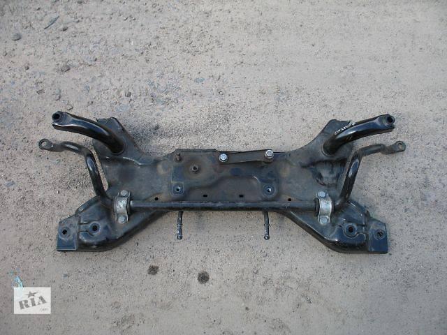 продам б/у Задний/передний мост/балка, подвеска, амортиз Балка передней подвески Легковой Mitsubishi Colt H бу в Луцке