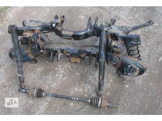 б/у Балка задней подвески Легковое авто Mazda CX-7- объявление о продаже  в Луцке