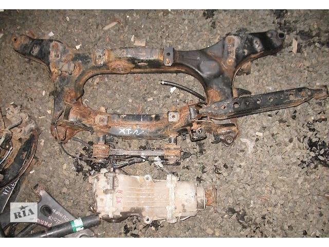 продам б/у Задний/передний мост/балка, подвеска, амортиз Балка задней подвески Легковой Nissan X-Trail 2008 бу в Луцке
