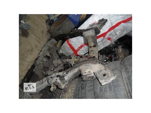 продам б/у Задний/передний мост/балка, подвеска, амортиз кардан Легковой Chevrolet Captiva 2007 бу в Киеве